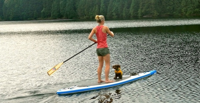 Comment faire du stand up paddle ?