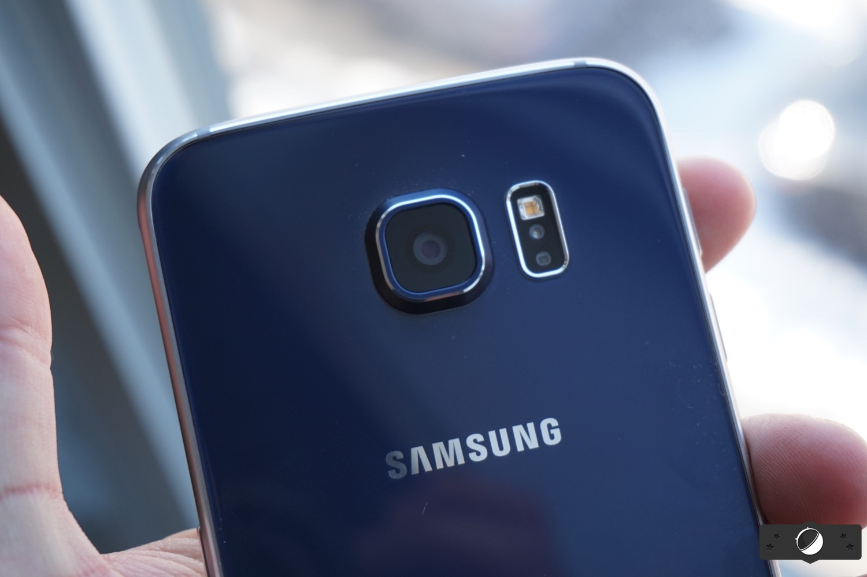 lampe torche sur Samsung