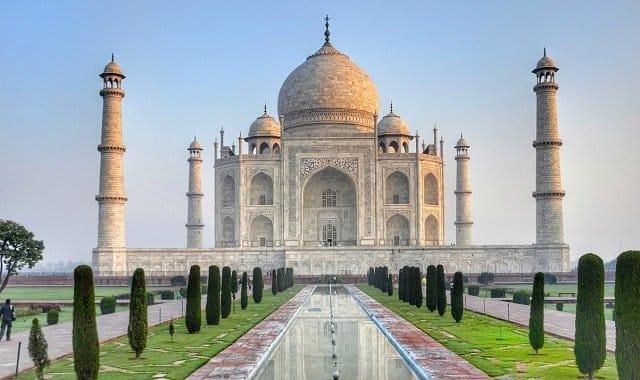 Quand aller voir le Taj Mahal ?