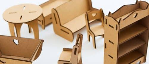 Comment faire une armoire en carton ?
